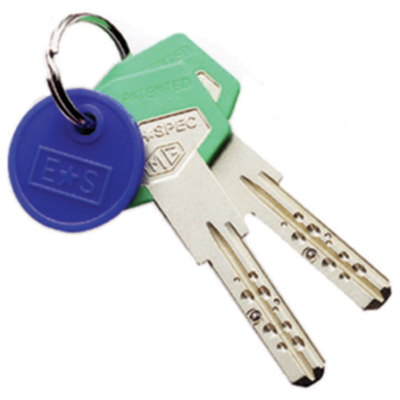 Security Cylinders Spare Keys Mp15 15 Pin