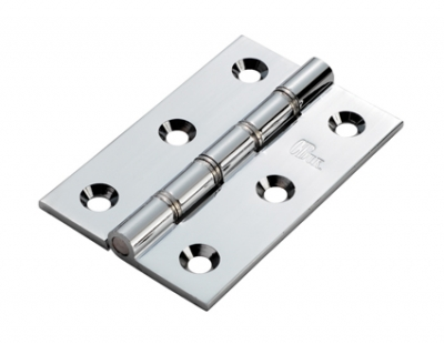 Door Furniture Hinges Double Stainless Steel