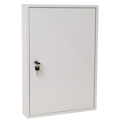 security :: key cabinets/safes :: heavy duty single door lockable