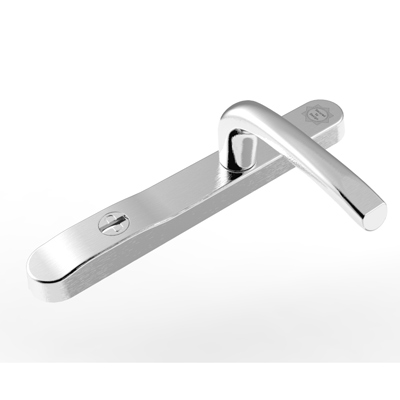 Door Furniture :: Pro-Secure Door Levers :: Mila Pro-Secure Door ...