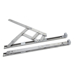 From The Anvil 91036 - SS 12 inch Defender Friction Hinge - Side Hung