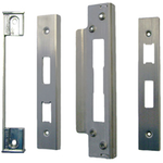 From The Anvil 91099 - Rebate Kit for Euro Sash Lock - SSS - 1/2 inch