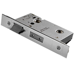 From The Anvil 91087 - Bathroom Mortice Lock 3 inch