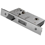From The Anvil 91091 - Bathroom Mortice Lock 2.5 inch