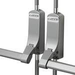 Exidor 284 - Double Door Set for Non-Rebated Double Doors