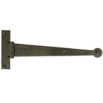 From The Anvil 33006 - Beeswax T-Hinge Penny End 12 inch