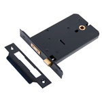 From The Anvil 90247 - Black 5-Lever Horizontal Sash Lock - 5 inch/127mm