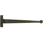 From The Anvil 33011 - Beeswax T-Hinge Penny End 22 inch