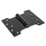 From The Anvil 33045 - Black Ball Bearing Parliament Hinge 4 x 5 inch