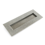 From The Anvil 33058 - Pewter Patina Small Letter Plate