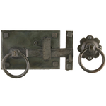 From The Anvil 33147L - Beeswax Cottage Latch - Left Hand