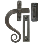 From The Anvil 33185 - Beeswax Monkeytail  Window Fastener - Left Hand