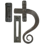 From The Anvil 33186 - Beeswax Monkeytail  Window Fastener - Right Hand