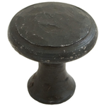From The Anvil 33196 - Beeswax Beaten Cupboard Knob 20mm