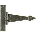 From The Anvil 33208 - Beeswax Arrow Head Hinge 4 inch