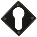 From The Anvil 33236 - Black Diamond Euro Escutcheon Plate