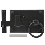 From The Anvil 33295 - Black Cottage Latch - Right Hand