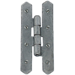 From The Anvil 33628 - Pewter Patina H Hinge 4 inch