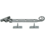 From The Anvil 33630 - Pewter Patina Monkeytail Casement Stay 203mm