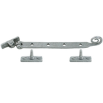 From The Anvil 33631 - Pewter Patina Monkeytail Casement Stay 254mm