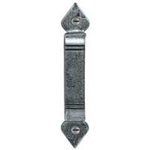 From The Anvil 33637 - Pewter Patina Screw-on Staple with Gothic End
