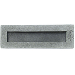 From The Anvil 33680 - Pewter Patina Large Letter Plate