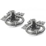 From The Anvil 33686 - Pewter Patina Shakespeare Ring Turn Set