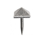From The Anvil 33694 - Pewter Patina Pyramid Door Stud 15mm