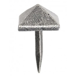 From The Anvil 33696 - Pewter Patina Pyramid Door Stud 25mm