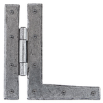 From The Anvil 33759 - Pewter Patina HL Hinge 9 inch