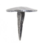 From The Anvil 33777 - Pewter Patina Round Head Nail - 1 x 3/4 inch