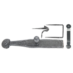 From The Anvil 33779 - Pewter Patina Latch Set Only