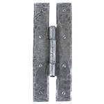 From The Anvil 33785 - Pewter Patina H Hinge 7 inch