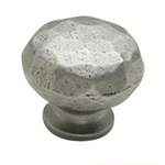 From The Anvil 33359 - Hammered Knob 38mm Natural