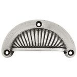 From The Anvil 83520 - Drawer Pull/Cup Handle - Sunrise - Natural