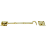 From The Anvil 83546 - Cabin Hook 8 inch - Polished Brass