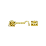 From The Anvil 83549 - Cabin Hook 3 inch - Polished Brass