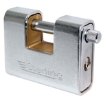 Sterling Locks ASP190 - Armoured Steel Shutter Lock 91mm