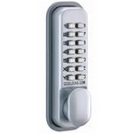 Codelocks CL100 - Mechanical Codelock with Surface Deadbolt