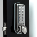 Codelocks CL2255 - Entry Level Electronic Codelock with Tubular Mortice Latch