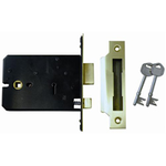 Imperial G5011 - 5 Lever Horizontal Mortice Sashlock - 5 inch