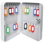 Sterling Locks KC24 - Lockable Key Cabinet - 24 Keys