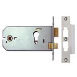 Union L2049 - Euro Profile Horizontal Mortice Lock