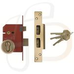 Union L2224 - Euro Sash Lock Complete Lockset