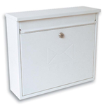 Sterling Locks MB02 - White Elegance Post Box