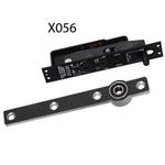 Exidor X056 - Floor Spring Double Action Top Centre