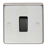 Satin Stainless Electrical Accessories