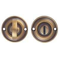 Bathroom Locks/Turns