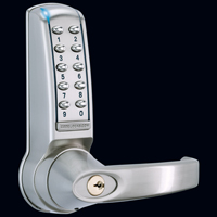 Codelocks' CL4000 Electronic Digital Lock Range