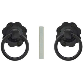 From The Anvil 33017 - Black Ring Handle Set